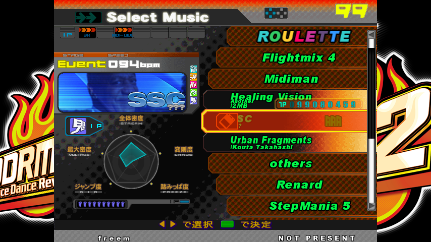 List of Synonyms and Antonyms of the Word: stepmania themes